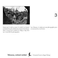 MOUSSA ENFANT-SOLDAT (KAMISHIBAÏ)