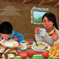 LUNA ET PEDRO, la récolte du cacao